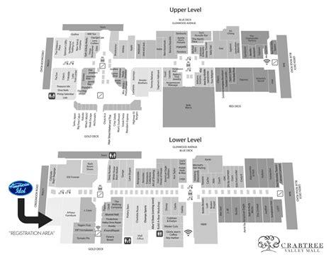 layout of fox valley mall crabtree valley mall fox 50