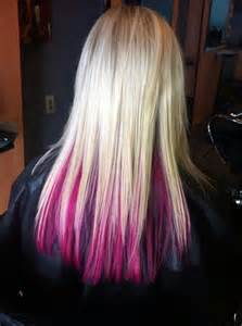 what are underneath layer in haircust pink under layer hair pinterest pink