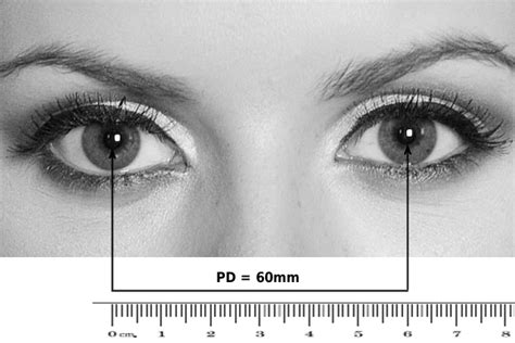 headaches fatigue measure your pupillary distance pd