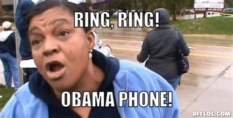 Obama Phone Meme - the daily gouge wednesday december 12th 2012