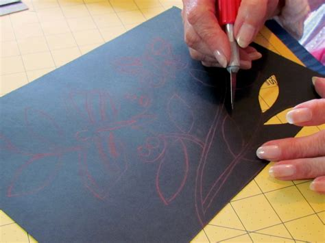 crafts with construction paper for adults feature friday cut paper