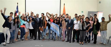 segundo aumento de la uta 2016 bienvenida a alumnos extranjeros llegados este segundo