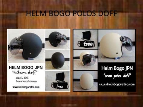 Helm Bogo Flat 0857 9196 8895 i sat jual helm bogo hello jual helm bogo hit