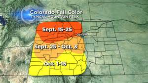 the science colorado s fall color show 171 cbs denver