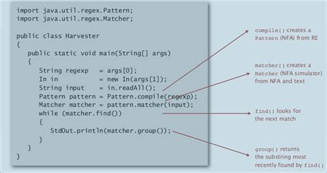 time series pattern matching algorithm algorithms ii week 5 1 regular expressions mx s blog