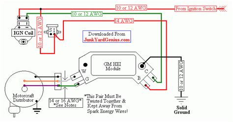 junk yard genius dual ignition upgrade page