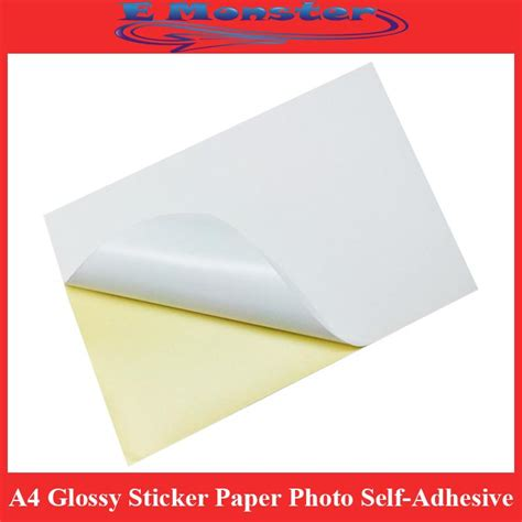 sticker printing paper a4 price a4 glossy sticker paper photo self ad end 3 9 2018 6 15 pm