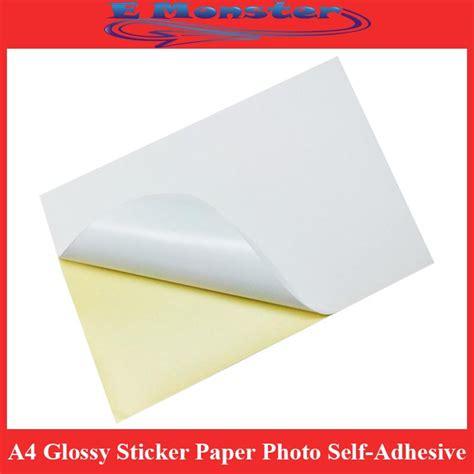 sticker printing paper a4 a4 glossy sticker paper photo self ad end 3 9 2018 6 15 pm