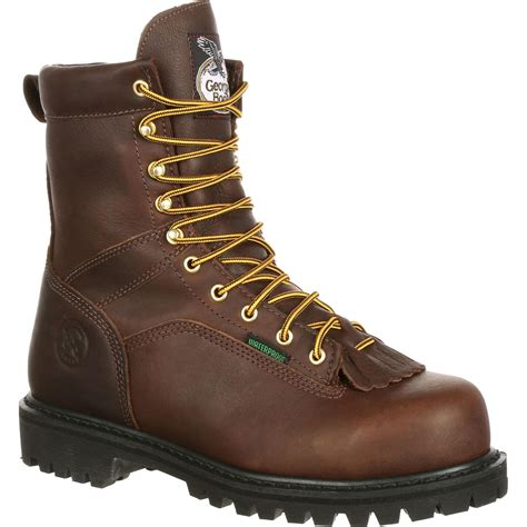 lace to toe boots boot lace to toe waterproof work boot g8041