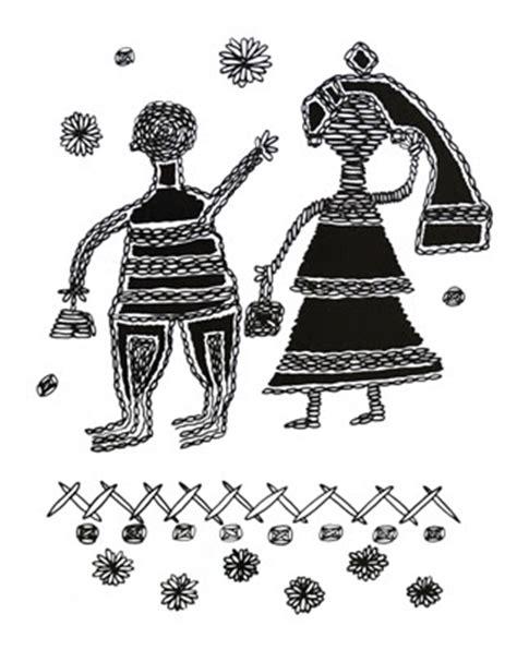 tattoo maker in jammu indian folk designs folk designs from punjab