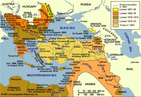 when was the ottoman empire founded as a conquest state the ottoman empire began to decline