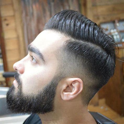 high fade comb over top men s hair trends 2017