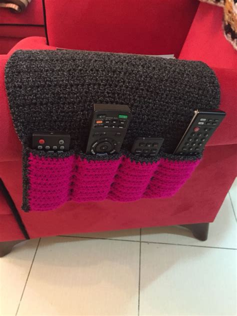 free crochet pattern remote holder 25 best ideas about remote control holder on pinterest