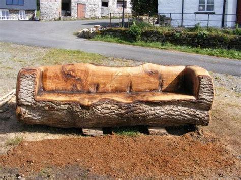 tree stump bench best 25 tree stump furniture ideas on pinterest tree