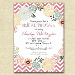 bridal shower invitation cards templates vintage wedding shower invitations vintage bridal shower