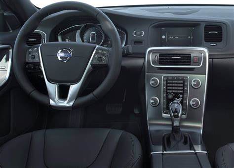 volvo s60 2019 interior 2019 volvo s60 photos changes release date price