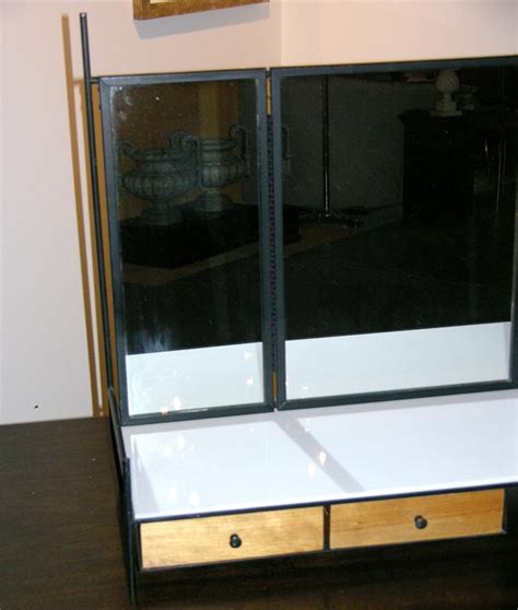 Tabletop Vanity Mirror by Tabletop Vanity Mirror By Paul Mccobb For Sale At 1stdibs