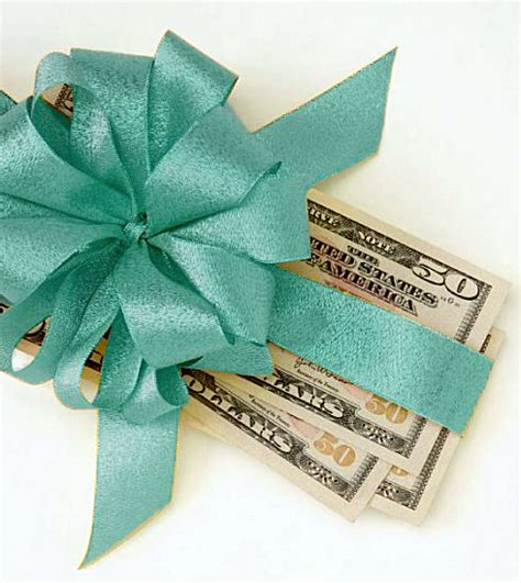 wedding money gift money or gift miami wedding planner