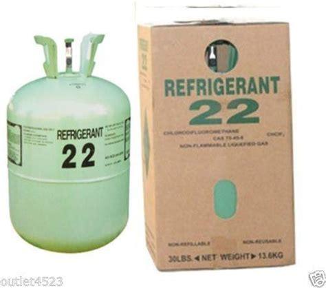 Where Can I Buy A Gas R22 Refrigerant Ebay