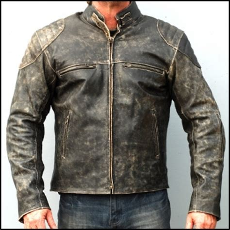 leather riding jackets hooligan distressed leather jacket antique distressed