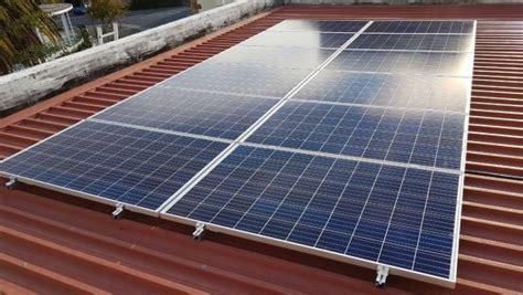 consolato sudafrica sistema fotovoltaico grid per il consolato italiano di