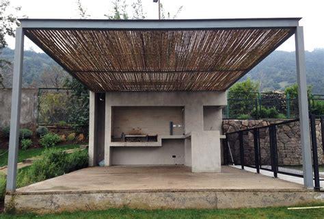 cobertizo para quincho toldos de colihue para cubrir terrazas quinchos