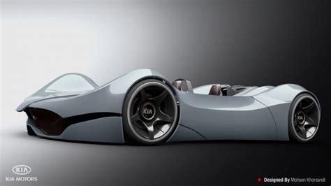 Kia Concept Car Kia Shift Concept Car Design