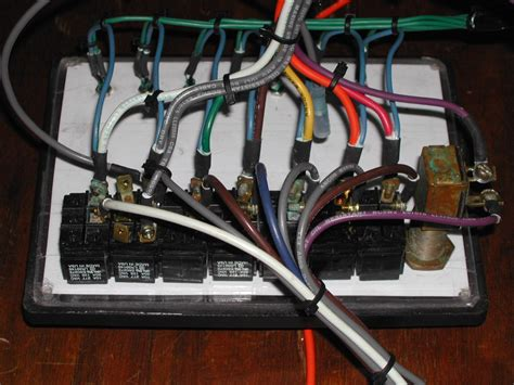 pathfinder boat switch panel re wiring electronics the hull truth boating and