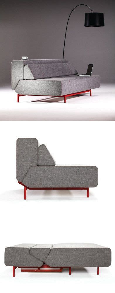 Pil Low Sofa Bed By Prostoria By Kvadra Picmia