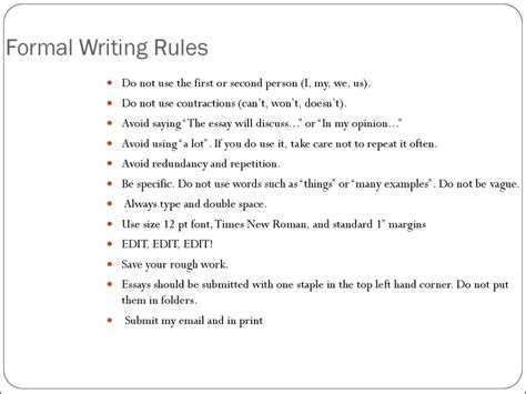 essay structure rules how to write an essay презентация онлайн