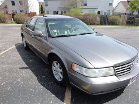 how to work on cars 1999 cadillac seville electronic throttle control buy used 1999 cadillac seville sts sedan 4 door 4 6l in mundelein illinois united states for