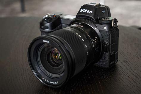 nikon  review hands    amateur photographer