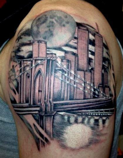 brooklyn bridge tattoo bridge nyclove inspiration