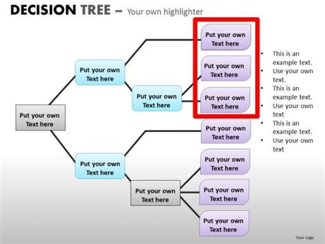decision tree template excel best photos of decision tree powerpoint template