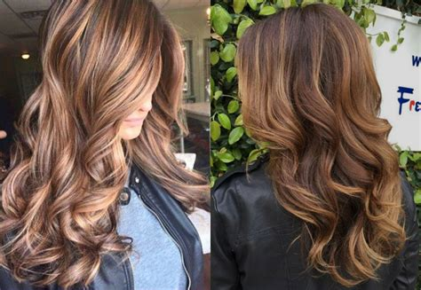 highlight colors for brown hair 7 smashing brown hair color shades you need to try