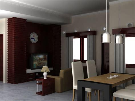 design interior rumah interior ruang keluarga