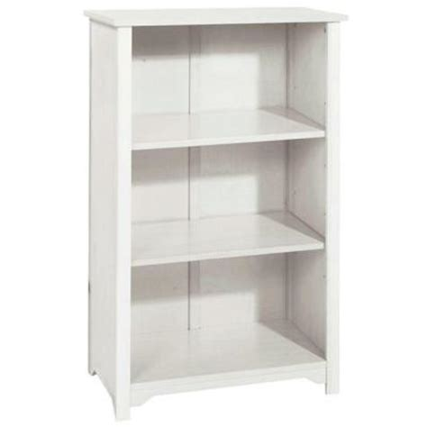 Open Bookshelf White Home Decorators Collection Oxford 24 In W 3 Shelf Open