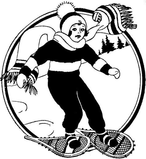 snowshoe images snowshoe clipart
