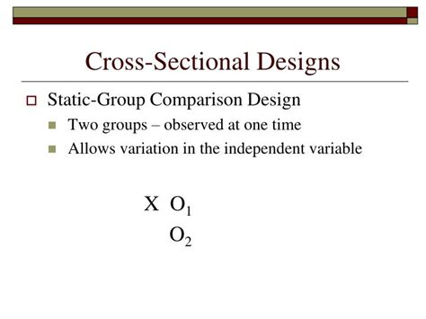 what is cross sectional research design what is a cross sectional design 28 images