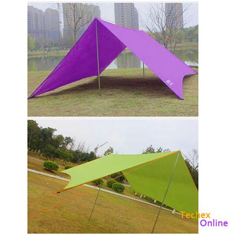 Portable Outdoor Tent Canopy Portable Outdoor Cing Picnic Pad Cushion Canopy