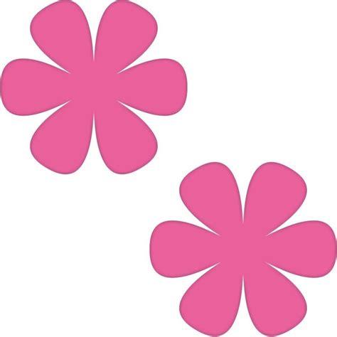 Pinke Blumen Aufkleber F Rs Auto by 2 Aufkleber 8cm Pink Blume Bl 252 Mchen Wand T 252 R Kinder M 246 Bel