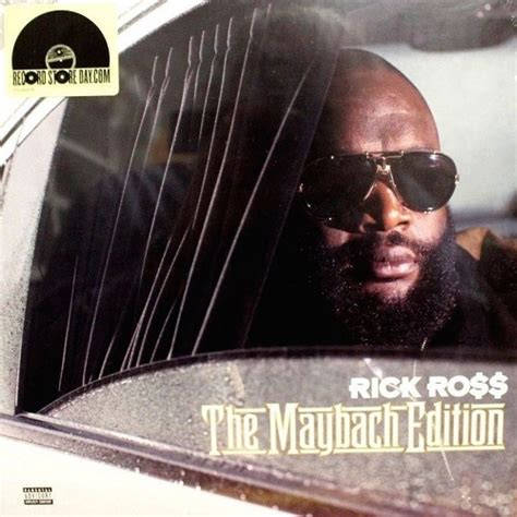 maybach albums rick ross the maybach edition cover tracklist