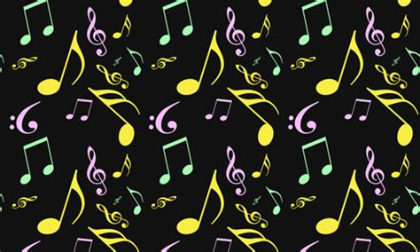 pattern definition music 40个时尚的音乐背景纹理下载 优设 uisdc