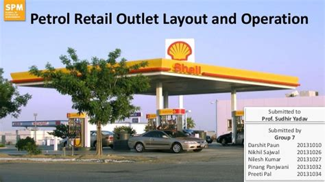 retail layout operations management operations management at petrol retail outlet