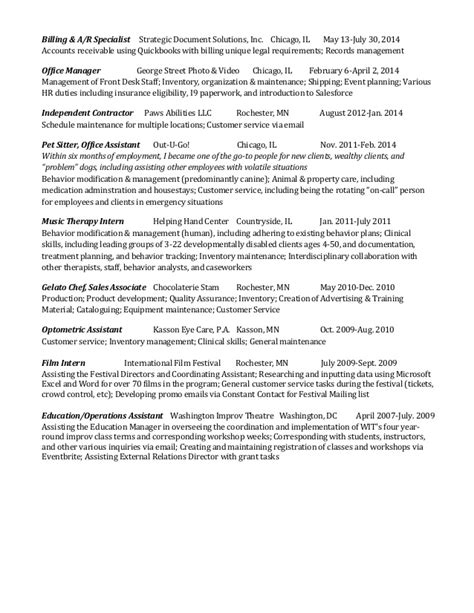 Sle Musical Theatre Resume Format Resume Theater Application Letter 100 Images