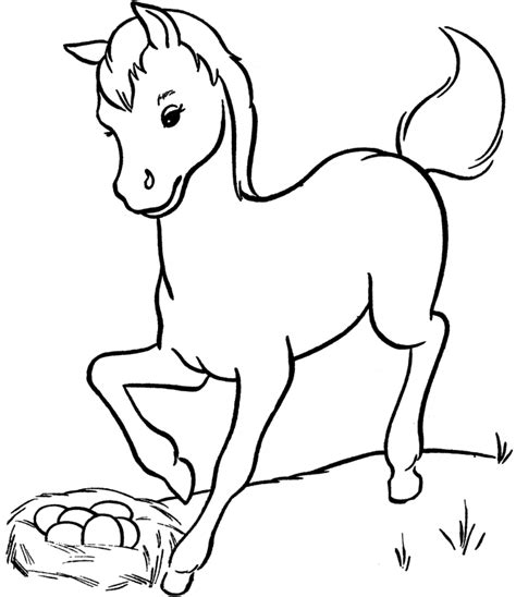 horse coloring pages online free free online horse coloring pages az coloring pages