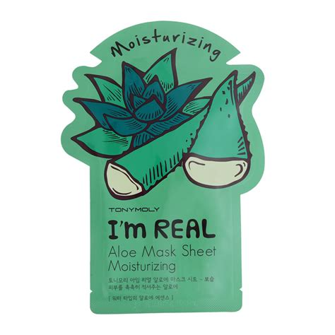 Tonymoly Im Real Mask by Tonymoly I M Real Mask Niniko Korean Cosmetics