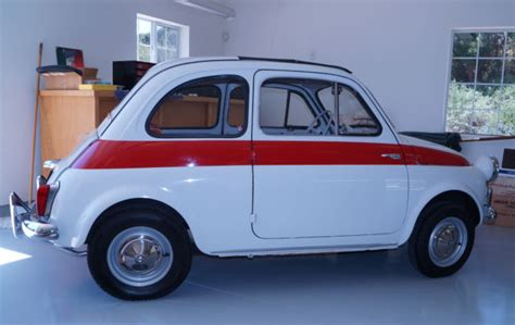 Fiat 5cc Price 1960 Fiat 500 Nuova Sport Matching Numbers Fully Restored