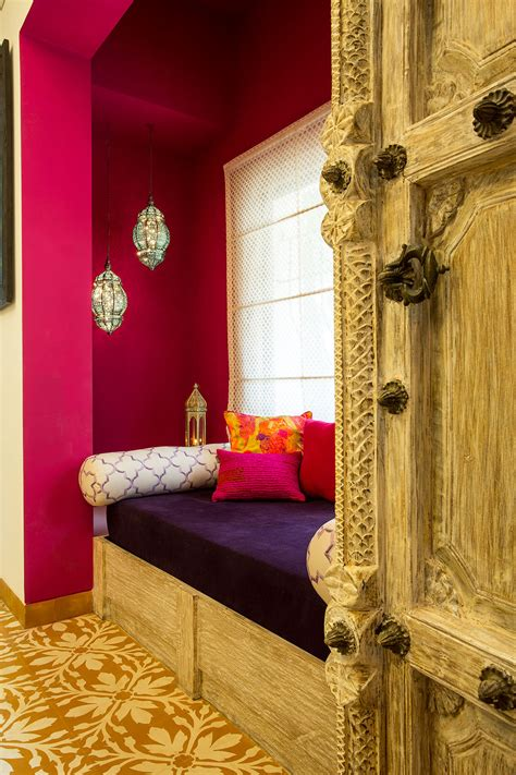 indian heritage interiors meets new age design the