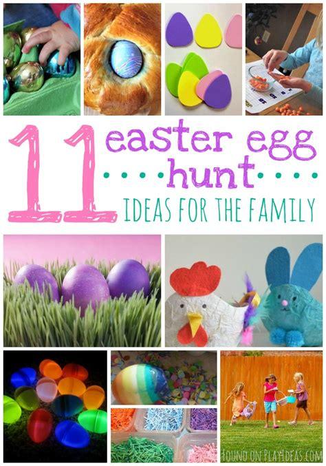 easter egg hunt ideas 11 creative ideas for the family easter egg hunt